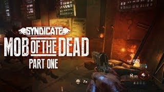 New  Black Ops 2 Zombies  Mob Of The Dead  Gameplay  Live w Syndicate    Vitriolic Withering