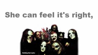 Slipknot - Killpop *Lyrics Video*