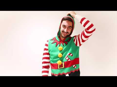 Crazy Christmas på Gekås. OBS Boris i Slutet!