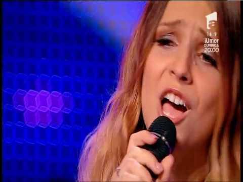 """Sam Smith - """"Writing's On The Wal"""". Vezi aici cum cântă Miruna Popescu, la X Factor!"""
