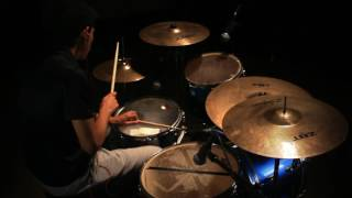 Stoned on you - Jaymes Young(Drum cover)