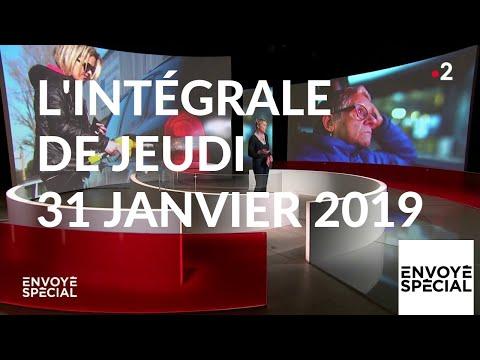 nouvel ordre mondial | Envoyé spécial de jeudi 31 janvier 2019 (France 2)