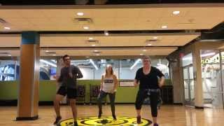 MAJOR LAZOR- TOO ORIGINAL-Zumba Fitness©, original choreo by the trio!