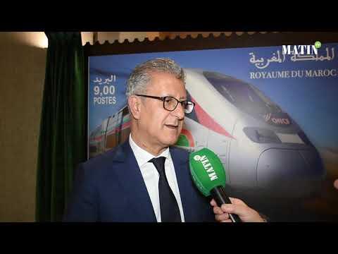 Video : «Al Boraq» immortalisé à jamais au sein du programme philatélique «Maroc en mouvement»