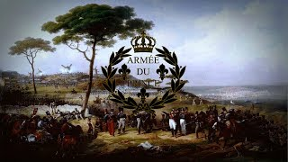 "Bourbon Restoration (1815-1830) March of the Royal French Army ""Vive Henri IV"""