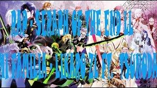 Rap - Seraph of The End ll  - Mi Familia - Likaro ZL ft.  Tsunoda (Prod. Marvin Palacios)