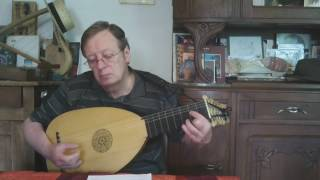 Barrow fosters dreame - lute