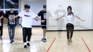 [XTINE] BTS (방탄소년단) - 'I Need U' Dance Cover