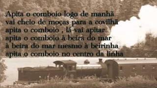Apita o comboio-Instrumental