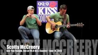 "Scotty McCreery performs ""See You Tonight"" live!"