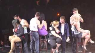 98 Degrees - My Everything (HD) Live on The Package Tour at the Izod Center in NJ 6/13/13