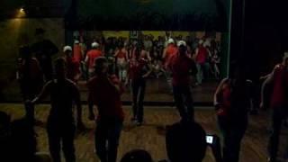 """Coreo Intermedios """"La Malanga Brava"""" Escuela Christian Vila y Erika Yende"""" La Plata 12/12/09"""