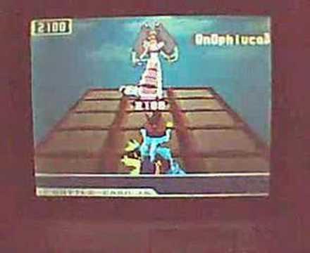 Mega Man Star Force Best Combo: Soi Fon