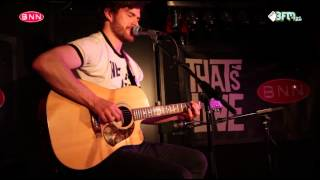 Vance Joy - Mess is Mine (live @ BNN Thats live - 3FM)