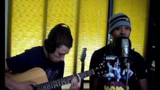 Denyl Banks & Alan Mascott - No Letting Go (Wayne Wonder Cover)