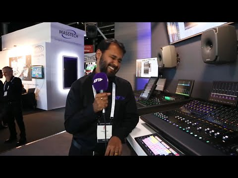 Avid at IBC 2019 — Outtakes