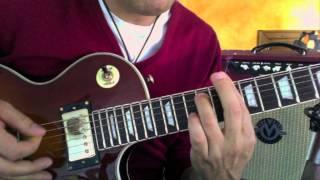 Come Together hidden chords (Beatles)