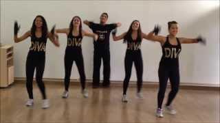 Ivete Sangalo - Tempo de Alegria (Coreografia Walace Rocha)