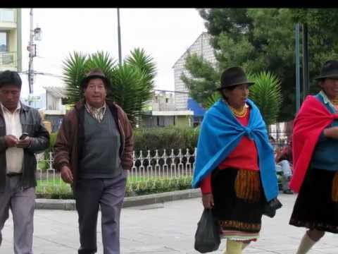 The streets, faces, smiles, color and culture of Ecuador