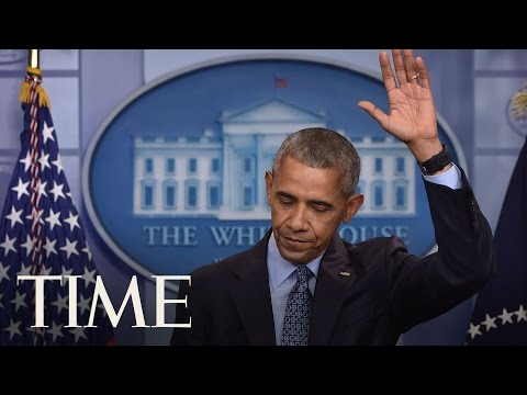 President Obama Defends Commuting Chelsea Manning's Sentence In Final Press Conference   TIME