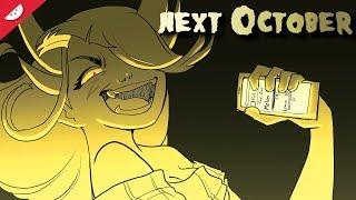 """Next October"" | by Vannamelon | HAPPY HALLOWEEN! 🎃"