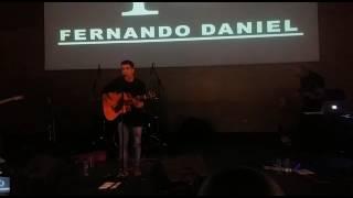 Fernando Daniel - Meu é teu (Diogo Piçarra) - Aula Magna IPV, Viseu