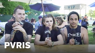 PVRIS On Recording New Music In A Haunted Church