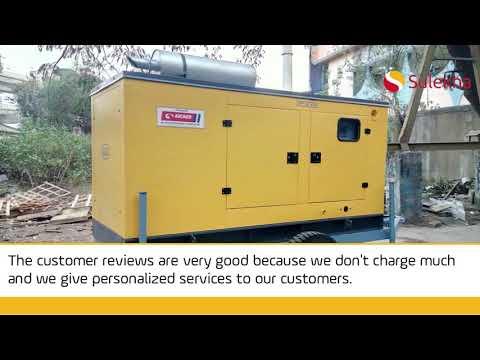 Top Kirloskar Generator Dealers in Coimbatore, Kirloskar Diesel