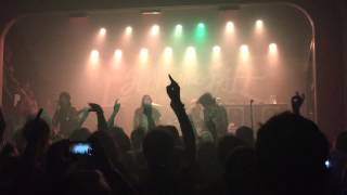 "Escape The Fate - ""Remember Every Scar"" Live Portland, OR 10/17/15"