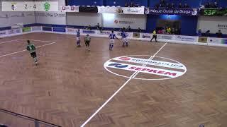 Resum del HC Braga 2-6 Sporting CP