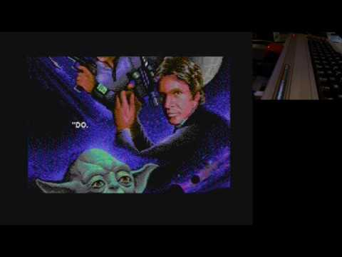 Star Wars Demo by Censor Design - C64