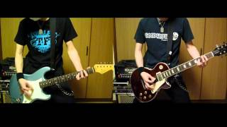 SUM41【The Hell Song】Guitar cover