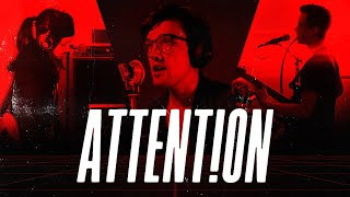 Charlie Puth - Attention (cover) | Light Years Away