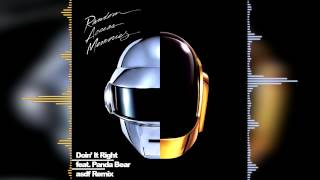 Daft Punk - Doin' It Right feat. Panda Bear (ASDF Remix)