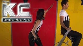 K.C. Undercover - Clip aus Staffel 2: K.C. im Zirkus   Neue Folgen im Disney Channel