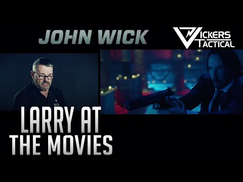 Larry At The Movies EP 2 - 'John Wick'