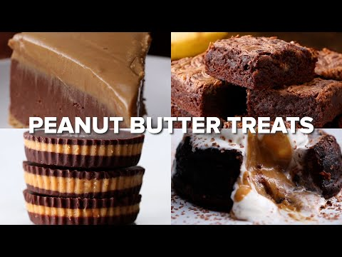 Peanut Butter Treats You Need To Make Now!