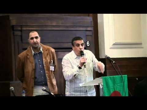 Algerian Community Conference in London (6)