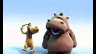 Hipopotamo e o Cachorro