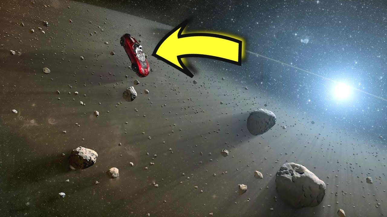 10 Bizarre Objects Floating in Space Right Now!