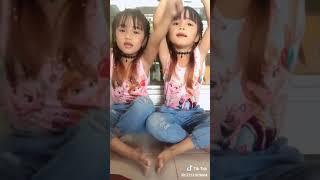 Tiktok bocah kembar lucu