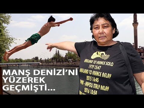 Manş Denizi'ni Yüzerek Geçen İlk Türk Kadın Yüzücü Nesrin Ongun: Kanalda Boğulmalara Çok Üzülüyorum