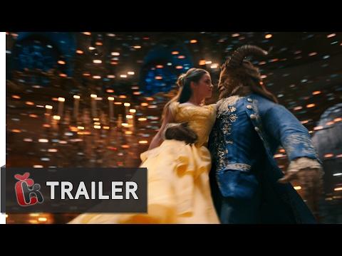 Kráska a zvíře (2017) - třetí oficiální trailer