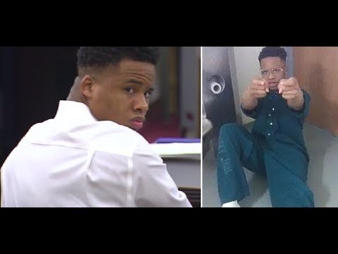 Breaking: Tay K Sentenced to 55 Years in Prison for Murder and Ordered to Pay $10,000.00