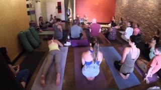 Yoga Teacher Training Timelapse Video