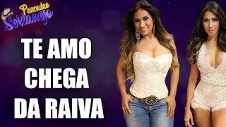 Simone e Simaria - Te amo chega dá raiva part. Bruno e Marrone (Música Nova DVD 2016)