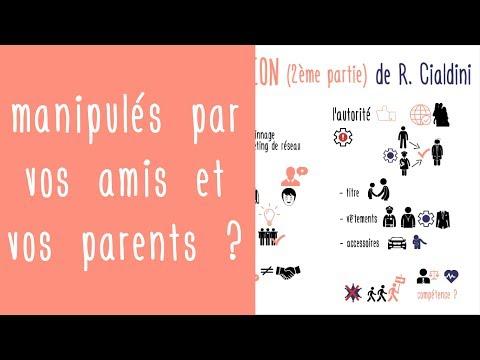 Manipulés par vos amis et vos parents ? Influence et Manipulation de Robert Cialdini