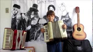 Gugu Gaiteiro - Sweet Child O' Mine - Guns N' Roses - #111