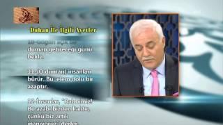 "Nihat Hatipoglu - Kıyamet alameti ""Duhan"" (duman)"
