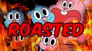 The Amazing World Of Gumball : ROASTED 🔥🔥🔥